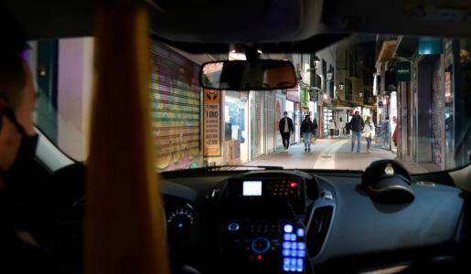 El arresto fue practicado por agentes del Cuerpo Nacional de Policía en la calle Manacor.