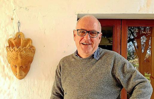 El presidente de la sección balear de la SECC, Francesc Casadesús.