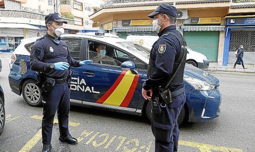 La Policía Nacional arrestó a la mujer, de nacionalidad chilena, este lunes por la tarde.