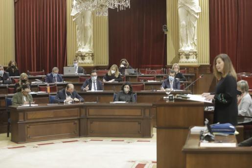 El pleno del Parlament ha validado este martes el Decreto Ley 15/2020.