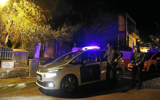 El incidente ocurrió en la noche del jueves en la calle Sant Bartolomé, en s'Arenal de Llucmajor.
