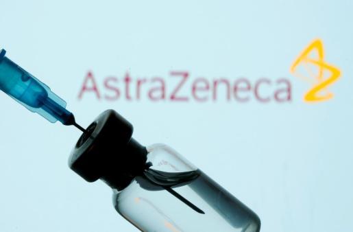 Imagen de la vacuna de AstraZeneca.