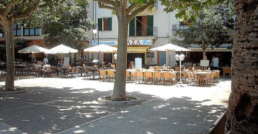 Los bares y restaurantes del municipio estarán exentos de pagar por la ocupación.