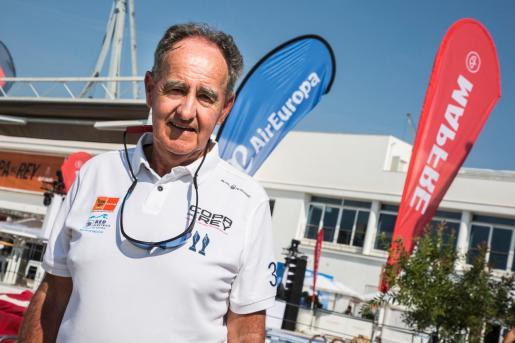 Javier Sanz avanza hacia la presidencia de la Federación Española de Vela.