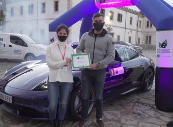 eMallorca Challenge: Porsche Taycan