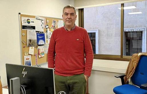 Carles Villafáfila, coordinador de la campaña de la vacunación.