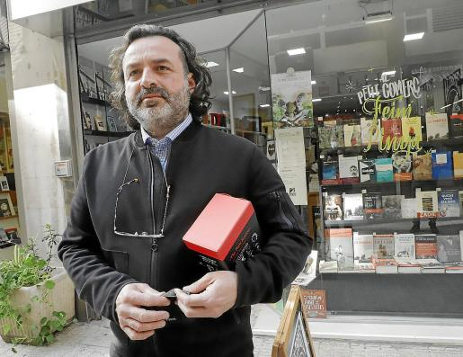 Àlex Volney, nuevo presidente del Gremi de Llibreters en Llibres Ramon Llull.