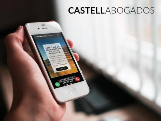 Castell Abogados añade WhatsApp como canal de comunicación