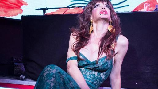 La vedette Cristina Ortiz Rodríguez, conocida artísticamente como La Veneno, falleció en 2016.