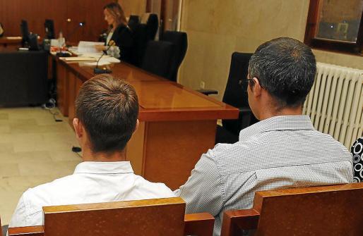 Los dos acusados fueron juzgados por trata de seres humanos en 2017.