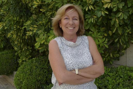 Lourdes Picó, en una imagen tomada en 2014.