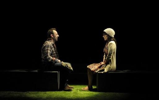 Antonio Molero y Maribel Verdú protagonizan esta obra de teatro.