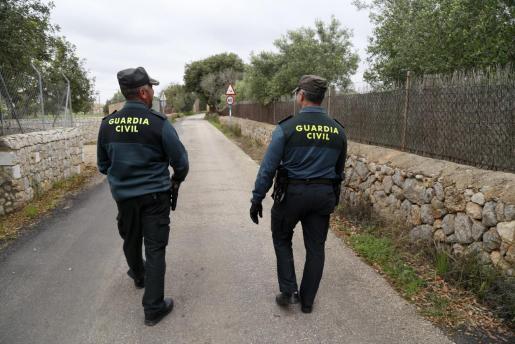 La Guardia Civil arrestó a los sospechosos semanas después del asalto.