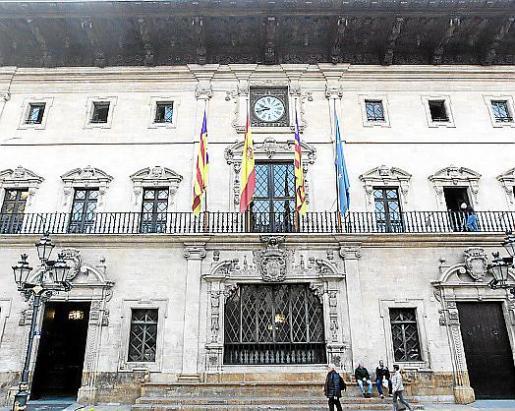 Una de las lecturas del manifiesto en Palma será en el Ajuntament, con la asistencia del alcalde José Hila.