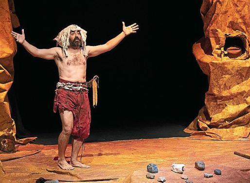 El actor Rodo Gener en 'Magallanes.0'.