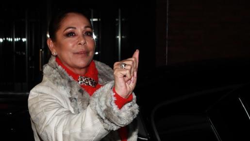 La reacción de Isabel Pantoja a los ataques de Kiko Rivera: «He llorado mucho, nunca me hubiera esperado eso»