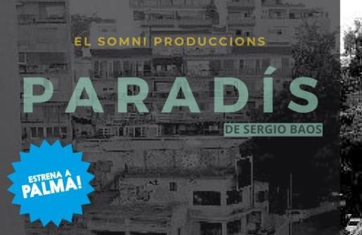 El Teatre Municipal Mar i Terra acoge 'Paradís'.
