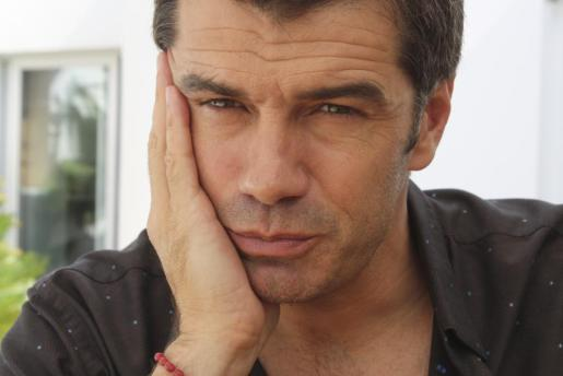 El actor y diputado por UPyD Toni Cantó.