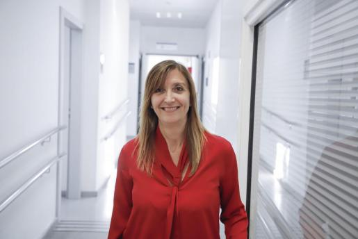 Maria Antònia Font, directora general de Salut Pública, ha asistido a la comisión de Salud.