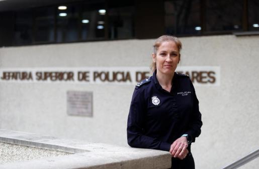 La inspectora Janka Jurkievicz, encarrila su ascenso profesional.