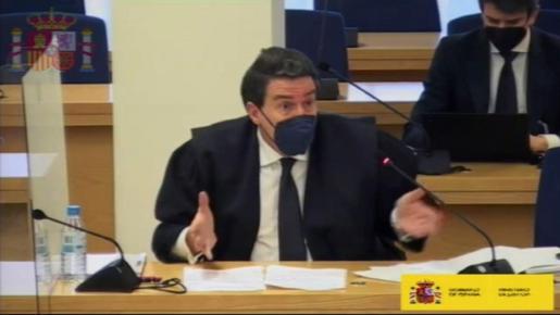El fiscal Antonio Romeral.
