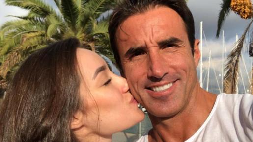 Adara reacciona al embarazo de su ex, Hugo Sierra, e Ivana Icardi