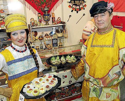 Gastronomía rusa y mexicana para degustar a precios asequibles.