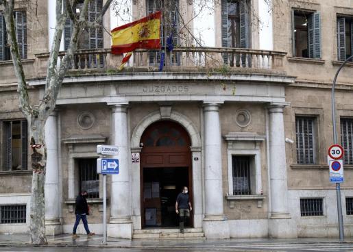 La mujer ha sido condenada por un juzgado de lo Penal de Vía Alemania de Palma.