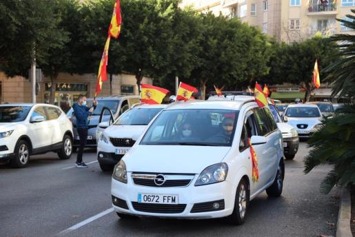 Foro Baleares realizará una marcha motorizada este sábado.
