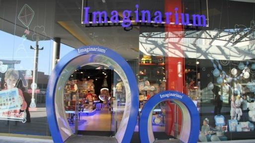 Imaginarium solo mantendrá unas cinco tiendas en toda España.
