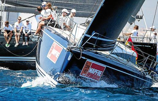 La Armada devolverá el 'Club Swan 50' a los astilleros finlandeses.