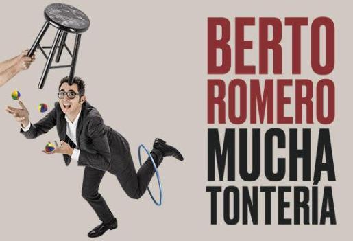 El Trui Teatre acoge 'Mucha tontería' del humorista Berto Romero.