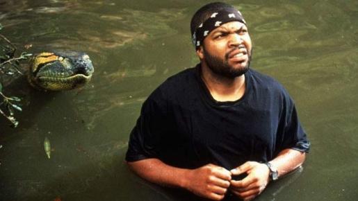 El actor Ice Cube.