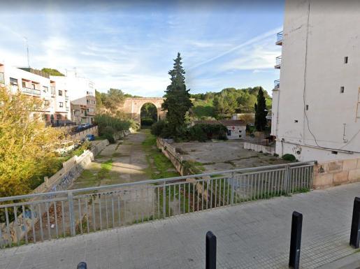 Imagen de archivo del Pont dels Jueus.