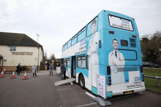 El Reino Unido registra un cómputo global de 4.071.185 personas contagiadas.
