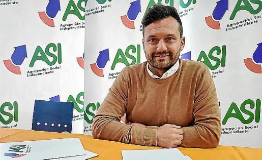 José Pastor ha formalizado su afiliación a ASI.