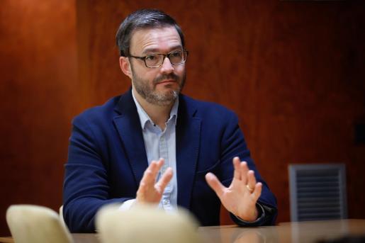 Imagen de archivo del alcalde de Palma.