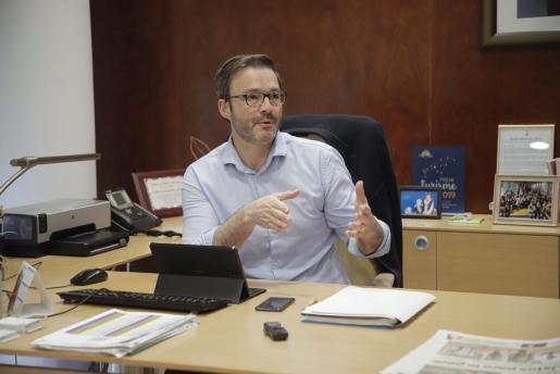 José Hila, en una imagen de archivo.