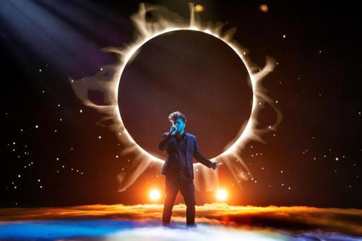 """La balada """"Voy a quedarme"""" será la canción que Blas Cantó interpretará el próximo 22 de mayo en la final de Eurovisión 2021 en representación de España."""