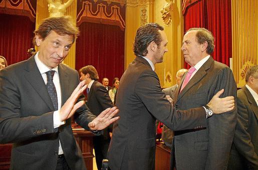 Bauzá no ha sido capaz de convencer a Rodríguez para que no presente candidatura.