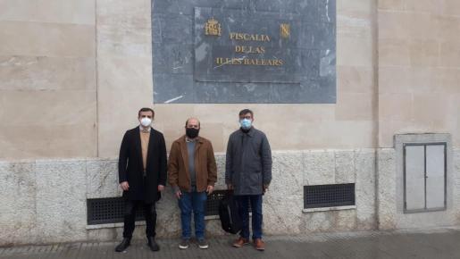 Més per Palma ha presentado una denuncia ante la Fiscalía.