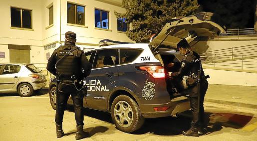 La Policía Nacional detuvo días después de los hechos a los dos sospechosos.