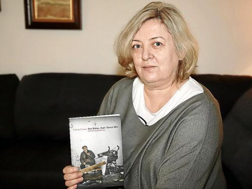 Victoria Fullana presentó su libro en 2009 y asegura que es el primer trabajo que se hace sobre la configuración de Son Banya.