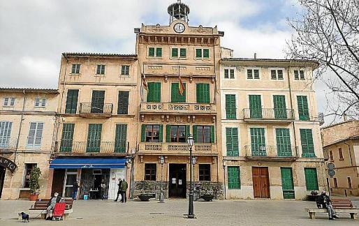 El Ajuntament de Llucmajor respalda al sector económico.