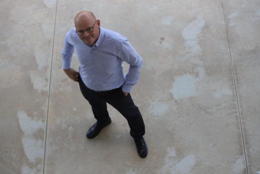 Antoni Riera, director técnico de la Fundació Impulsa.