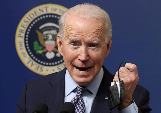 El presidente Joe Biden.