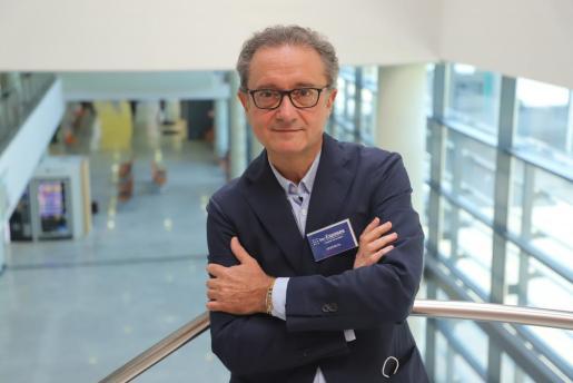 El director gerente del Hospital Universitario Son Espases de Palma, Josep Pomar.