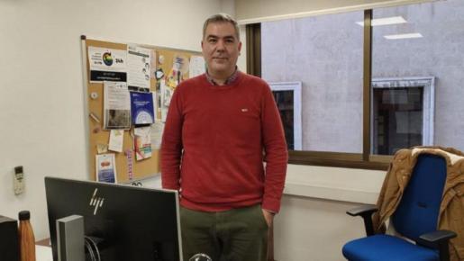 Imagen del excoordinador de la estrategia de vacunación en Baleares.