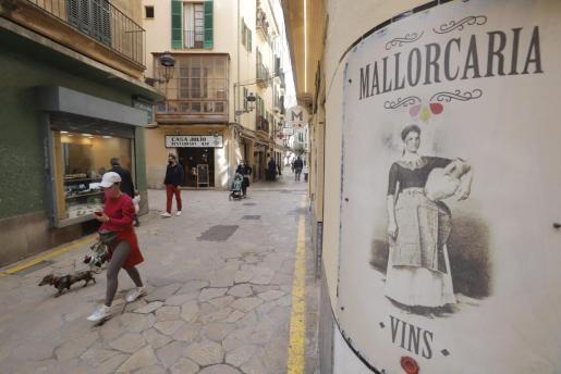 Los contagios se han reducido de forma significativa en Palma.