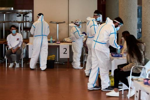 la cifra total de contagios en España se eleva ya a 3.188.553.